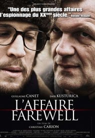 Affiche de L'Affaire Farewell
