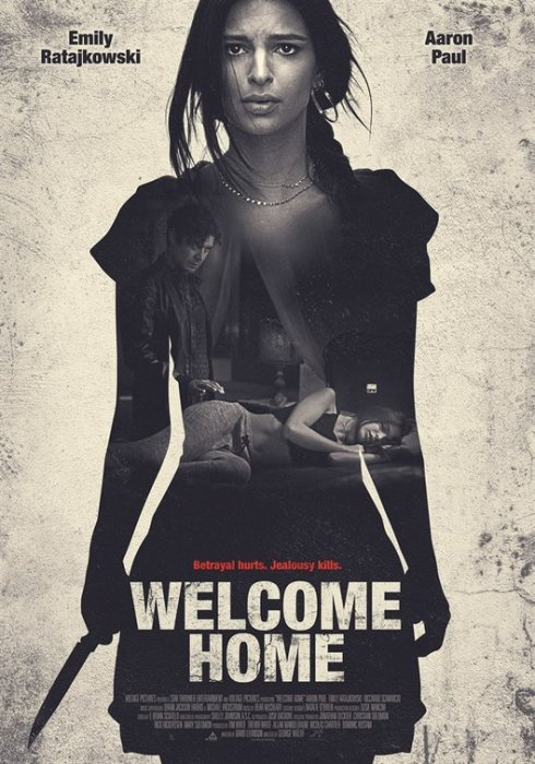 Welcome Home : Affiche