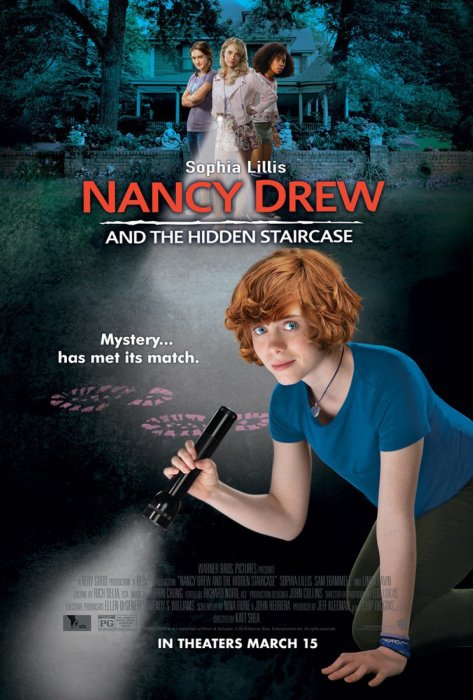 Nancy Drew and the Hidden Staircase : Affiche