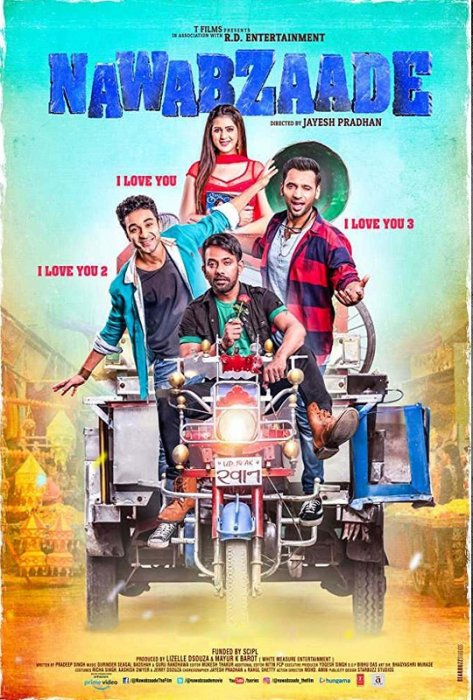 Nawabzaade : Affiche