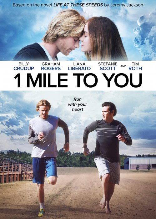 1 Mile to You : Affiche