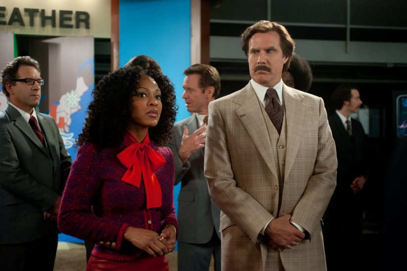 Légendes Vivantes : Photo Meagan Good, Will Ferrell