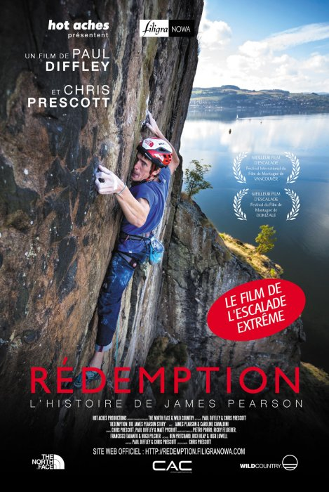 Redemption: The James Pearson Story : Affiche
