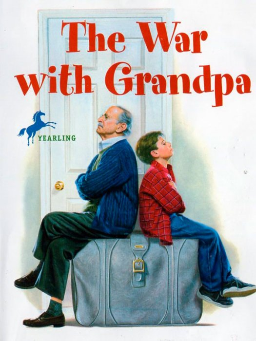 The War with Grandpa : Affiche