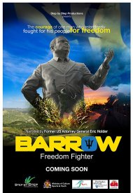 Affiche de Barrow: Freedom Fighter