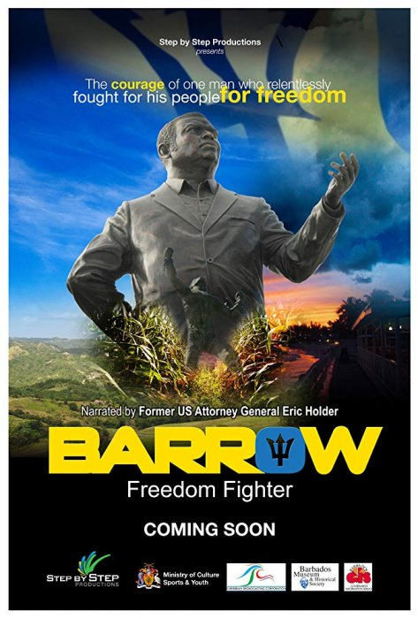 Barrow: Freedom Fighter : Affiche