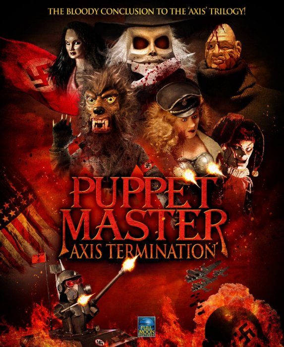 Puppet Master: Axis Termination : Affiche