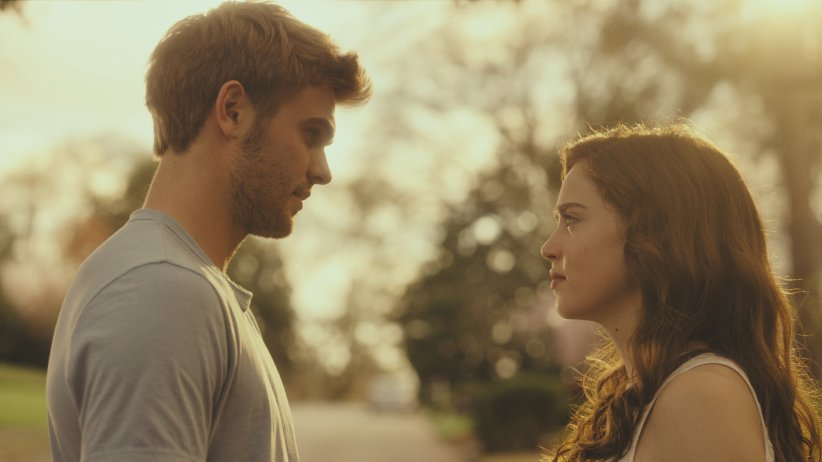 Le Cercle - Rings : Photo Alex Roe, Matilda Lutz