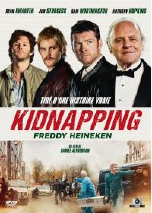 Kidnapping Mr. Heineken : Affiche
