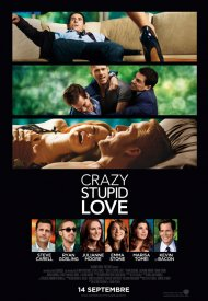 Affiche de Crazy, Stupid, Love