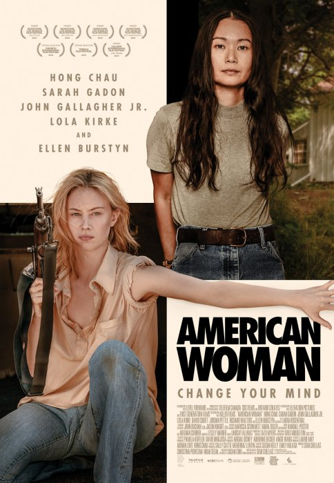 American Woman : Affiche