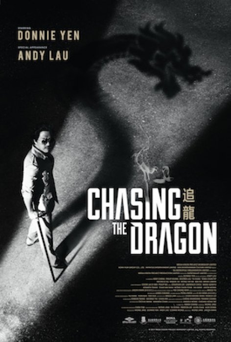 Chasing the Dragon : Affiche