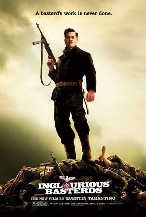 Inglourious Basterds : Affiche