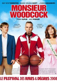 Affiche de Monsieur Woodcock