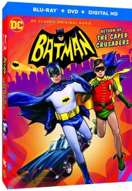 Affiche de Batman: Return of The Caped Crusaders