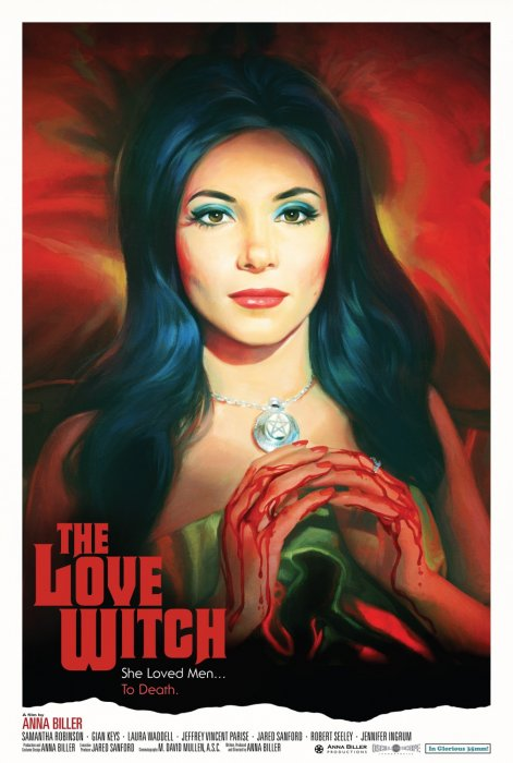 The Love Witch : Affiche