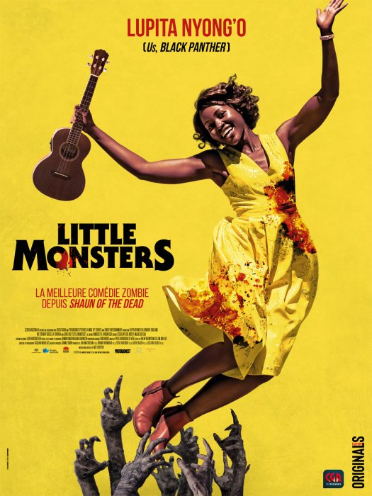 Little Monsters : Affiche