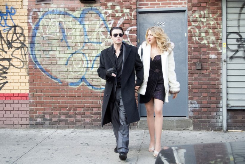 Rob the Mob : Photo Michael Pitt, Nina Arianda