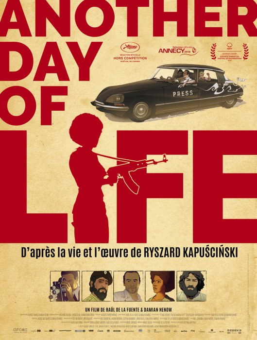 Another Day of Life : Affiche