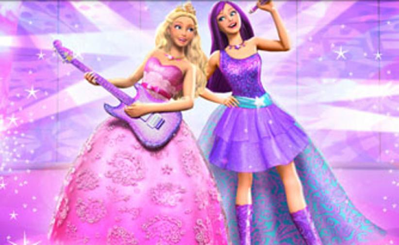 Voir toutes les photos du film barbie la princesse et la popstar et affiches officielles du - Barbie la princesse et la pop star ...