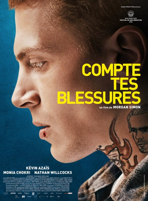 Compte tes Blessures : Affiche