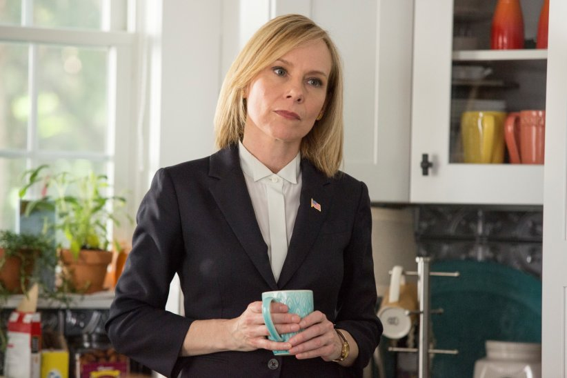 Agents presque secrets : Photo Amy Ryan