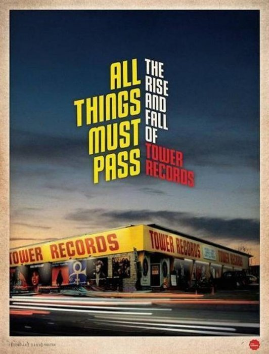All Things Must Pass : Affiche