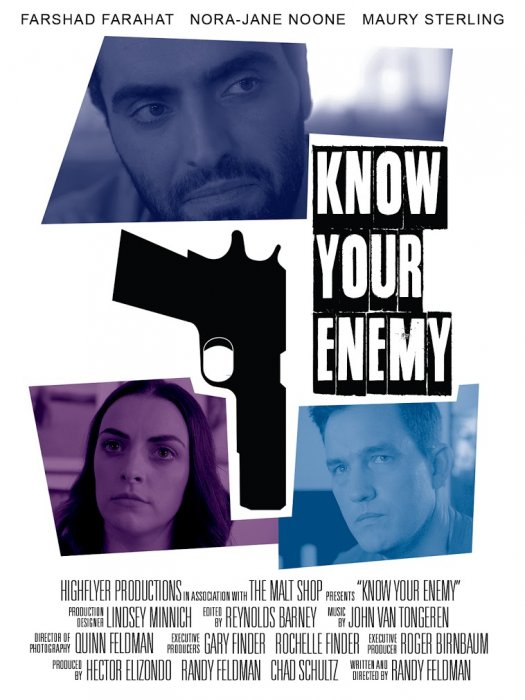 Know Your Enemy : Affiche