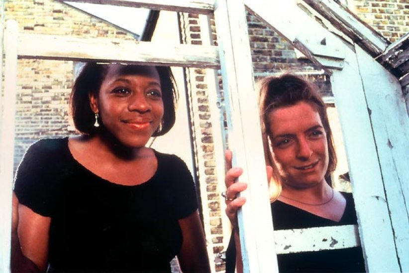 Secrets et mensonges : photo Claire Rushbrook, Marianne Jean-Baptiste, Mike Leigh
