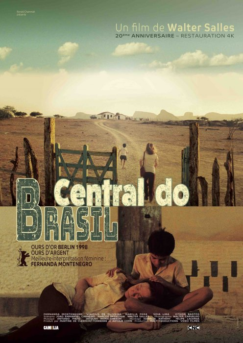 Central do Brasil : Affiche
