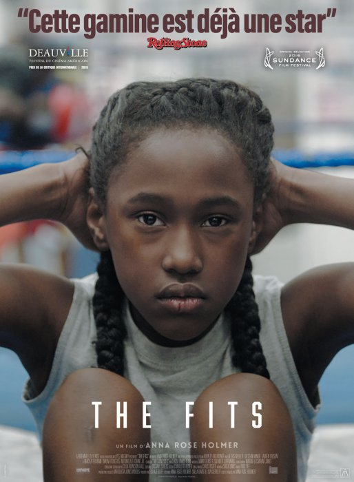 The Fits : Affiche