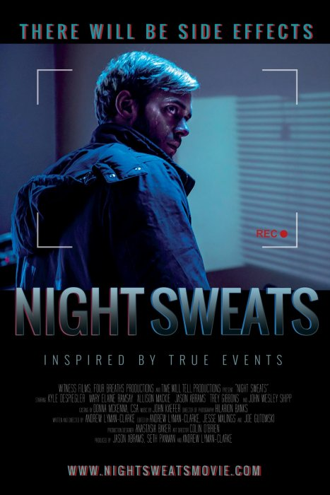 Night Sweats : Affiche