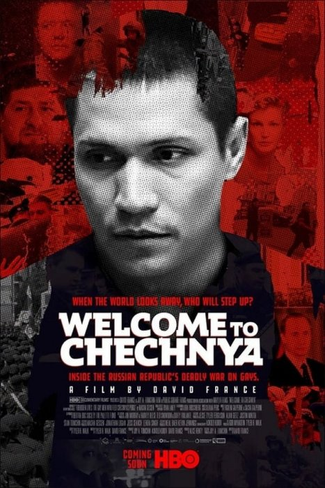 Welcome To Chechnya : Affiche
