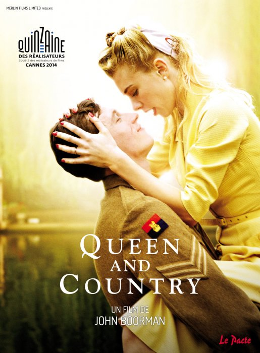 Queen and Country : Affiche