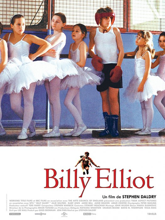 Billy Elliot : Affiche