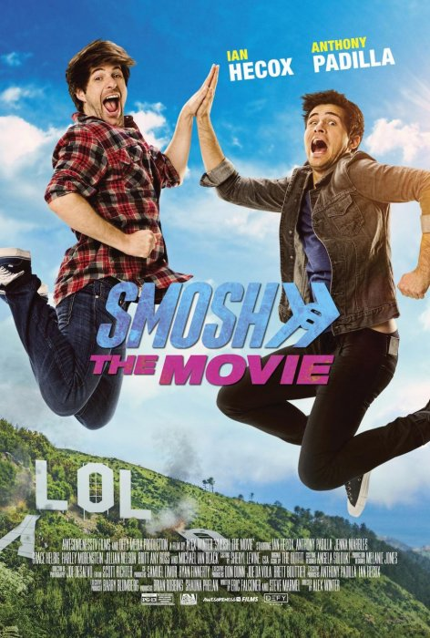 Smosh: The Movie : Affiche