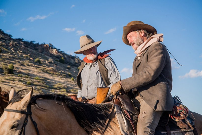 The Ballad of Lefty Brown : Photo Bill Pullman, Peter Fonda