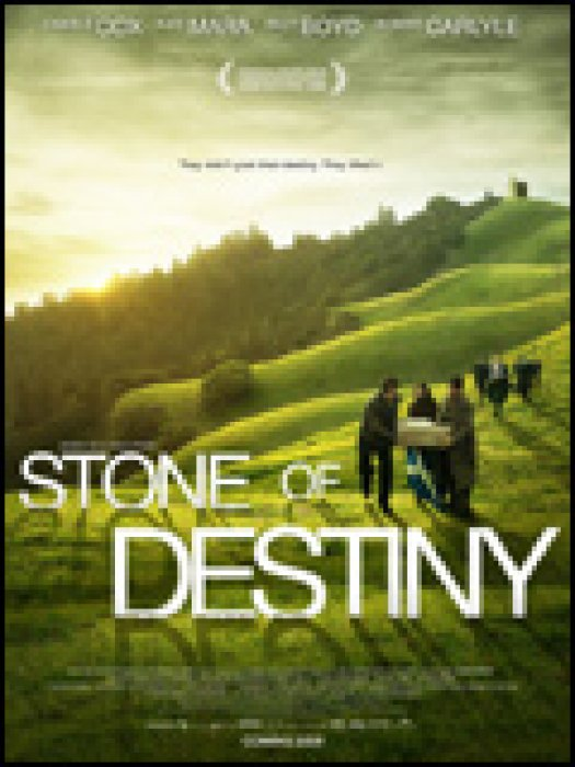 Stone of Destiny : Affiche