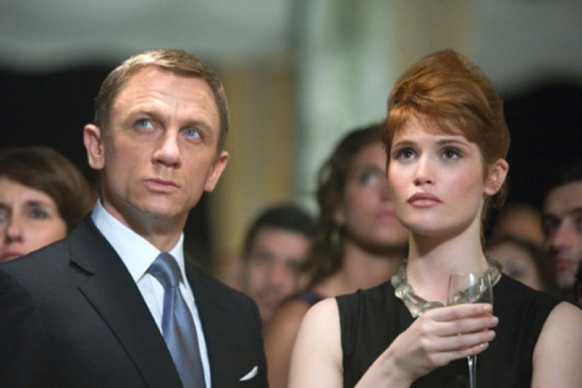 Quantum Of Solace : Photo Daniel Craig, Gemma Arterton