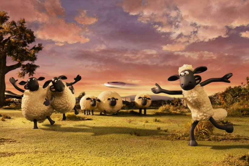 Shaun le Mouton Le Film : La Ferme Contre-Attaque : Photo
