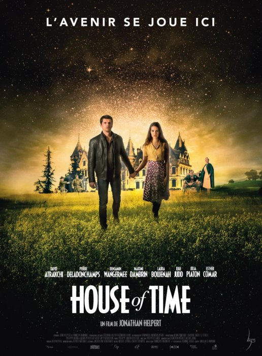 House of Time : Affiche