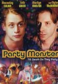 Affiche de Party Monster