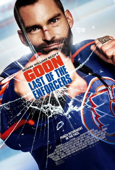Goon: Last of the Enforcers : Affiche