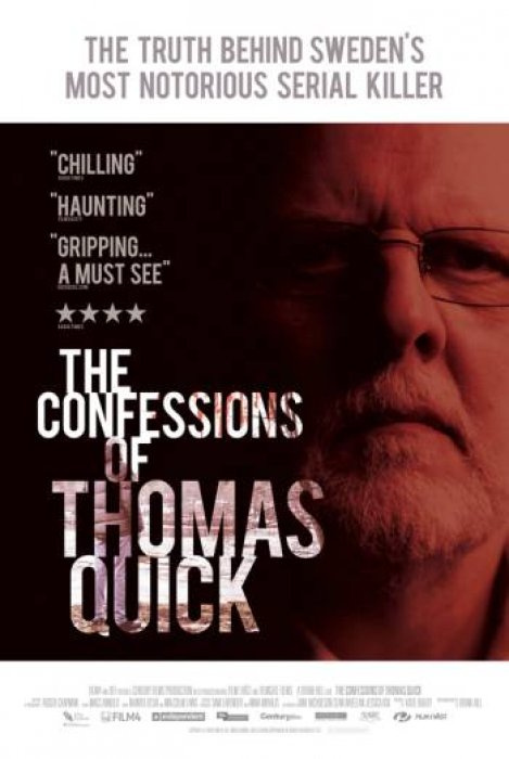 The Confessions of Thomas Quick : Affiche