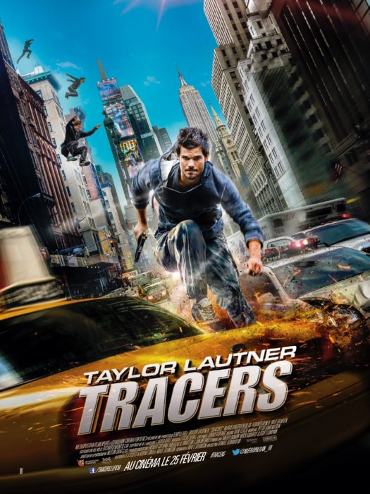 Tracers : Affiche