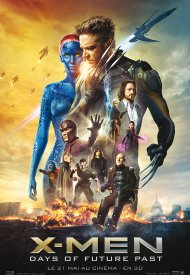 Affiche de X-Men: Days of Future Past