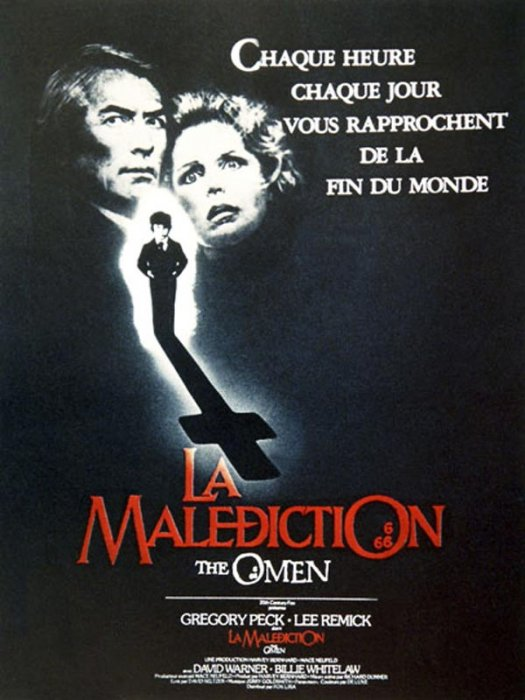 La Malédiction : Affiche