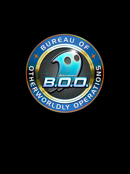 B.O.O.: Bureau of Otherworldly Operations : Affiche