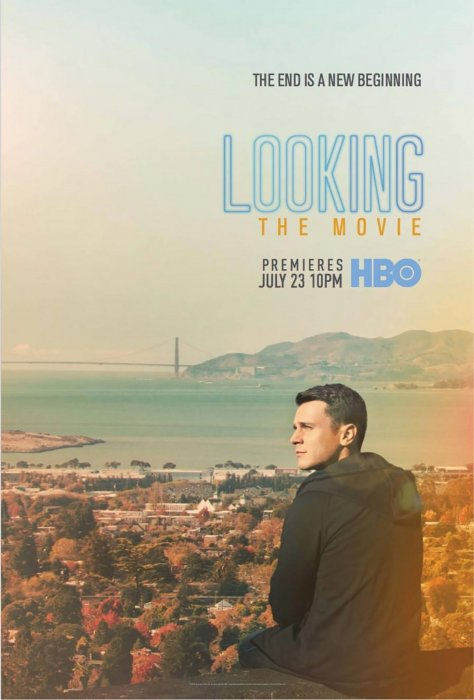 Looking: The Movie : Affiche