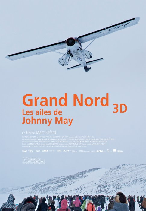 Les ailes de Johnny May : Affiche